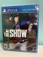 Brand New Sealed MLB THE SHOW 20 Sony Playstation 4, PS4