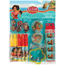 ELENA OF AVALOR FAVOR PACK (48pc) ~ Birthday Party Supplies Toys Disney Princess