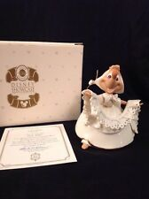 Disney Showcase Lenox Collection Sinderella Suzy Mouse Porcelain Figurine