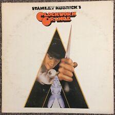 A Clockwork Orange soundtrack Lp - Warner Bros., Bs 2573 - green labels