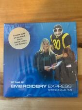 Stahls Embroidery Express Sew File Software