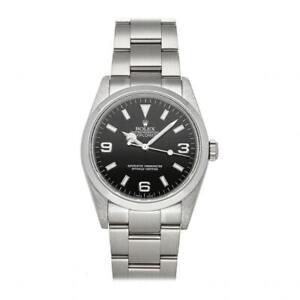 PRE-SALE Rolex Explorer Auto 36mm Steel Men's Bracelet Watch 114270 COMING SOON