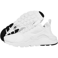Nike WOMEN Air Huarache Run Ultra White Black size 7 (# 819151-102)