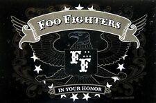 Foo FIGHTERS Adesivo/Sticker # 1-PVC