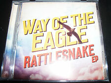 Way Of The Eagle Rattlesnake CD EP (Dan Sultan)  – Like New