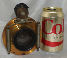 Carl Zeiss Jena Protar 19 1/4 Inch f12.5 Series VII No. 6   11x14 ULF Brass Lens