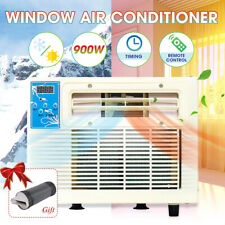Window Wall Box Refrigerated Air Conditioner Cooling & Heating w/ Exhaust  ~