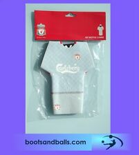 (acc522) liverpool football club shirt kit bottle cover BNIP beer drinks cooler