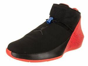 Nike Men's Jordan Why Not Zer0.1 'Triple Double' Black/Orange Sz 12 AA2510-015