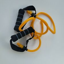 New listing Nike Resistance Band, Home Workout Fitness stretch orange black