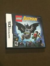 Nintendo DS Video Game LEGO Batman The Video Game Rated E