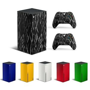 Vinyl sticker For Microsoft Xbox Series X - Multiple Color Options