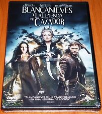 BLANCANIEVES Y LA LEYENDA DEL CAZADOR - Snow White and the Huntsman - Precintada