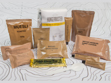 Hungerbuster 24 Hour Ration Pack - Hunger Buster - MRE - Army Military Ration