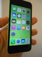 ORIGINAL  iPhone 5C 16GB 4G  VERDE LIBRE  comprado en Apple store bcn