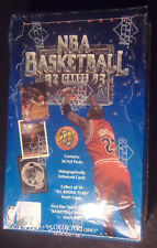 1992 93 Upper Deck Hobby Basketball Packs Low Series early MICHAEL JORDAN