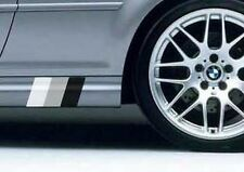 SIDESKIRTS BMW Monochrome MOTORSPORTS Decal Sticker E92 E36 E46 M3 M5 M6 330