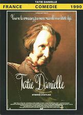 Fiche cinéma - Tatie Danielle