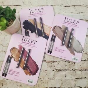 Julep Eyeshadow 101 Duo Creme To Powder Sticks