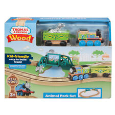 Thomas & Friends Wood Animal Park Set NEW