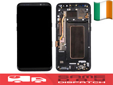 For Samsung Galaxy Note 8 N950F LCD Display Touch Screen+Frame Replacement