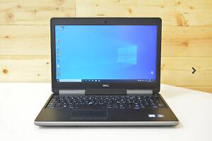 DELL Precision 7510 Core i7, RAM 32Gb, 512Gb SSD +750Gb, Quadro 4Gb Laptop, L986