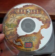 Mega Bloks - Pyrates - PC CD ROM - FREE POST