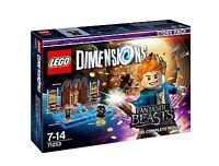 LEGO Dimensions 71253 Fantastic Beasts Fantastische Tierwesen Story Pack