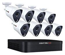 Night Owl THD301-88P-B 8ch/cam 3mp Hd-dvr 1tb Bndl Infrared & Night Vision Syst