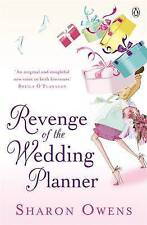 Revenge of the Wedding Planner, Sharon Owens, New Book