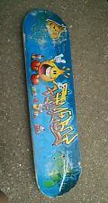 World Industries Flameboy deck Skateboard flame boy skate