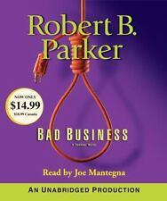 Spenser: Bad Business by Robert B. Parker (2005, CD, Abridged, Unabridged)