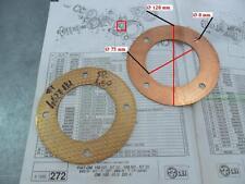 ANELLO APPOGGIO SPESS. 1,50 PER PLANETARIO FIAT 643 684 FIAT 4627181 CEI 169064