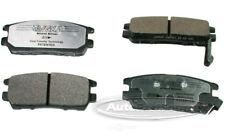 Disc Brake Pad Set-Semi-metallic Pads Rear Tru Star PPD567