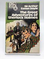 The Great Adventures Of Sherlock Holmes Comic Book Sir Arthur Conan Doyle 1974