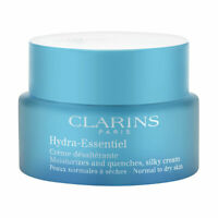 Clarins Hydra-Essentiel Moisturizes and Quenches Silky Cream Normal to Dry Skin