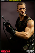 New Sideshow Predator Dutch Schaefer 1:4 Premium Format Statue Sold out