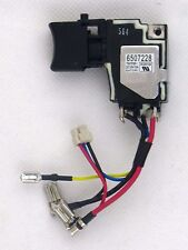 MAKITA original 650722-8 Schalter für Maschine BTD134 BTD146 DTD146