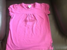 Armani Junior  tee shirt. 7 ans