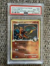 Pokemon Supreme Victors Charizard 20/147 PSA 8 Mint Rare Holo Wotc Reverse Foil