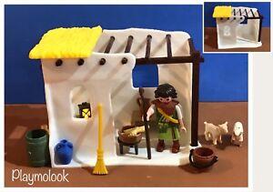 Home Nativity Scene Christmas Medieval Custom Playmobil Figures & Accessories
