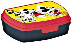 Topolino 90 LUNCH BOX scatola colazione porta PRANZO MERENDA sandwich scuola