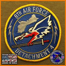 8th Air Force Detachment 4 Andersen AFB, Guam, B-52, B-2 Air Force Global Strike