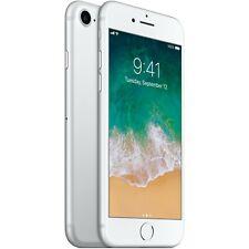 Apple iPhone 7 32GB Silver LTE Cellular 3C207LL/A unlocked