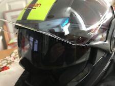 motor/scooter helm 1/1 met inwendig zonescherm,bedienen buitenaf,bescherm hoes