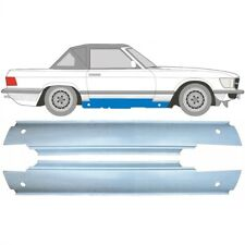 MERCEDES SL R107 / CABRIO 1971-1989 FULL SILL REPAIR PANEL ROCKER PANEL / PAIR