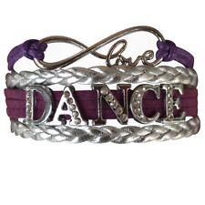 Dance Bracelet- Rhinestone Dance Bracelet - Perfect Gift For Dance Recitals