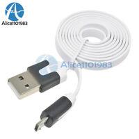 1m 3.3ft USB Cable Blue for Wemos D1 and D1 Mini  WeMos NodeMcu D1 mini 1 m Wire