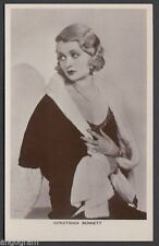 Constance Bennett Unposted Collectable Actress Postcards