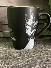 Mug Tasse Cup Disneyland Paris Baroque Malefique Maleficent Neuf New